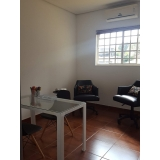 sala privativa para coaching Vila Romana