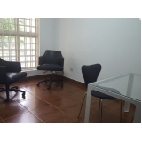 sala privativa para coaching